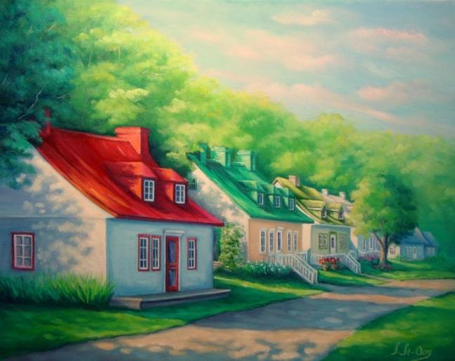maisons ancestrales