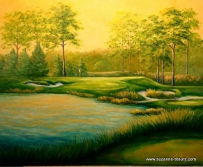 Old Corkscrew golf Estero Floride country club