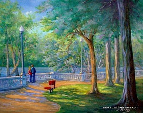 Promenade au Parc St-Maurice