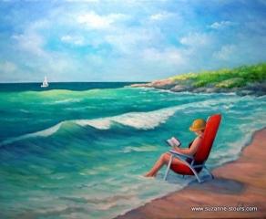 Naples Floride Lowdermilk Beach ocean plage