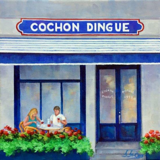Cochon Dingue, Restaurant, Vieux-Québec