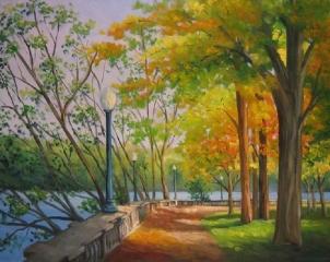 Parc St-Maurice Shawinigan rivière